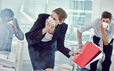 4 Things to Do if You Have a Fire in the Workplace